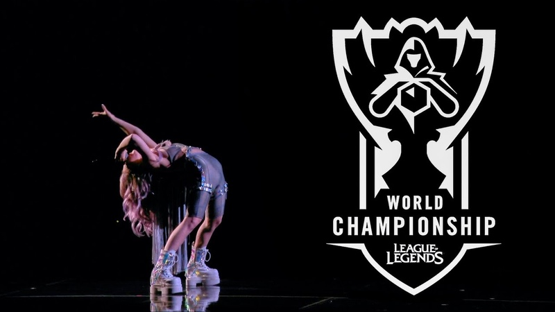 Phoenix ft Cailin Russo and Chrissy Costanza League of Legends Worlds Opening Live 2019