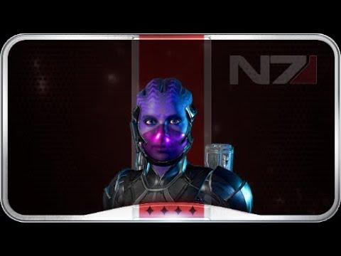 Asari Duelist Platinum BUILD GUIDE Mass Effect Andromeda Multiplayer