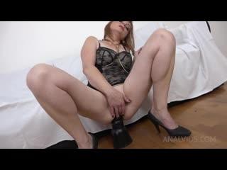 Kinky interracial DP with Elizabeth KS085