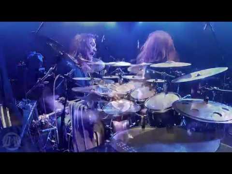 DYING FETUS@Grotesque Impalement Trey Williams Live in Poland 2017 Drum Cam