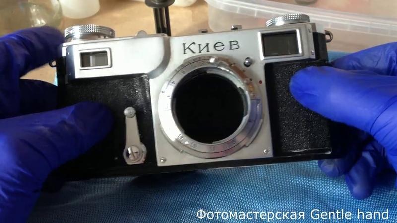 Kiev 2 with Jupiter-8 1952 working