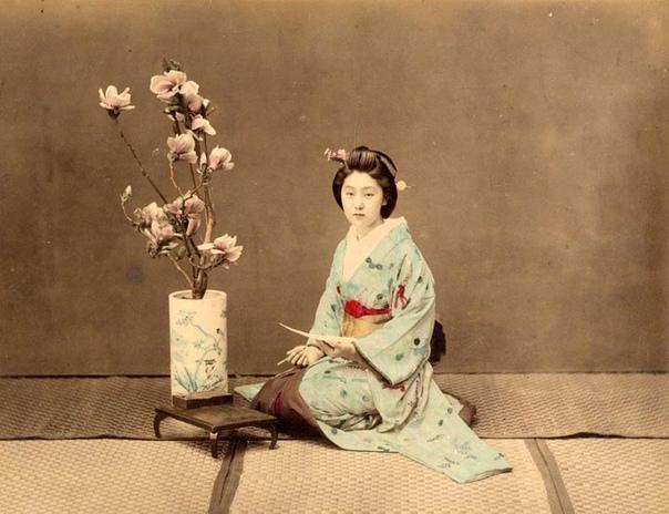 Япония 19-го века на фотографиях Феликса Беато