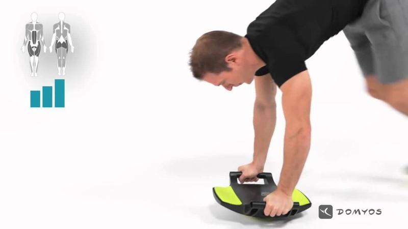 Exercício 3: Coxas, Glúteos e Abdomen - Gain Ball