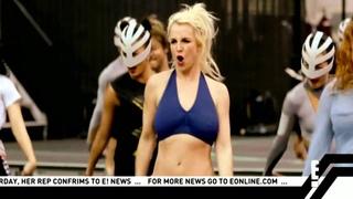 Britney Spears - Work Bitch (Documentary Edit) 2015