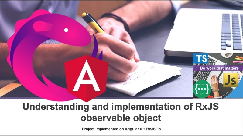 Short explanation of Observable objects