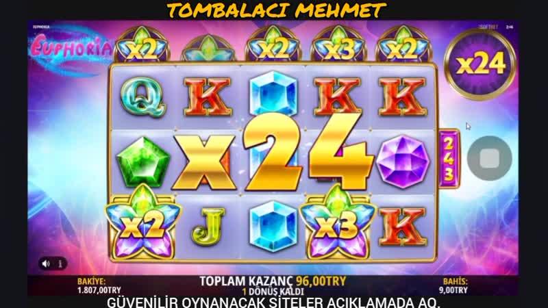 Casino Sarayi - SLOT EUPHORİA GÜZEL VERDİ LAN OYUN SLOT CASİNO RULET