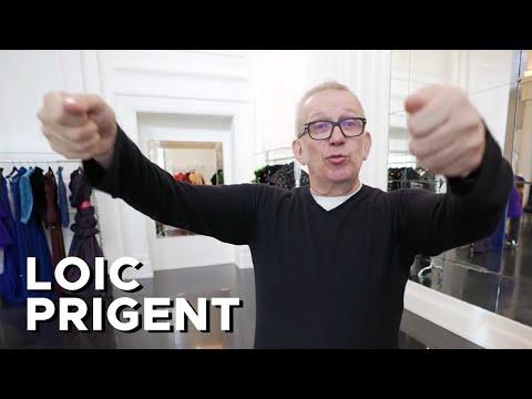 JEAN-PAUL GAULTIER RACONTE SON DERNIER DEFILE! by LOIC PRIGENT