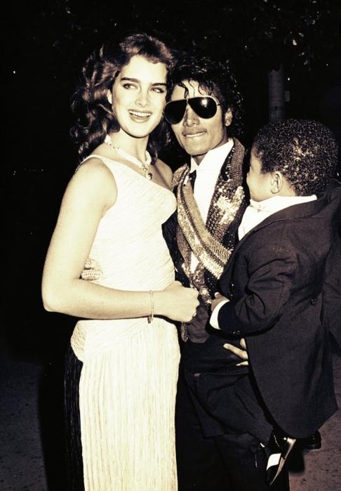 Дамы сердца Майкла Джексона. Брук Шилдс., изображение №2
