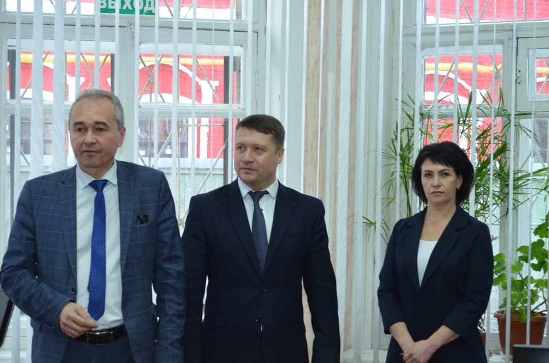 Назначен новый руководитель управления соцподдержки населения Петровского района