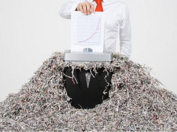 Уничтожение документов дела в Могилеве