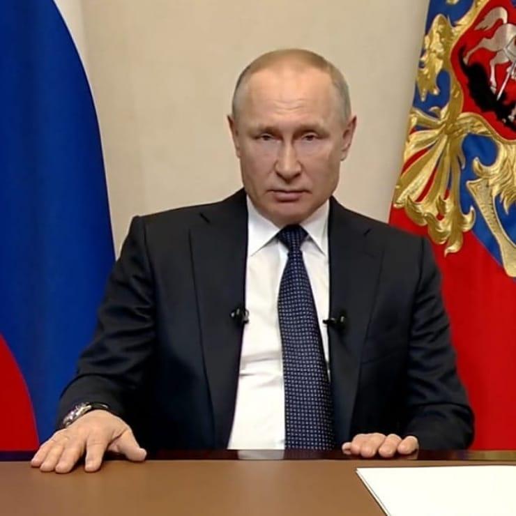 Нерабочие дни в России продлеваются до 11 мая включительно