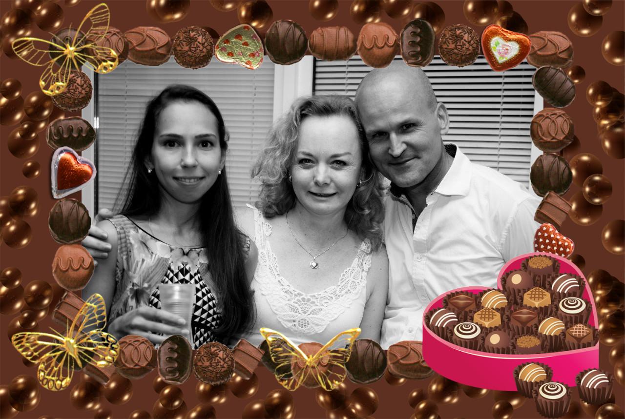 """Афиша Милонга """"Шоколад"""" в Тольятти"""