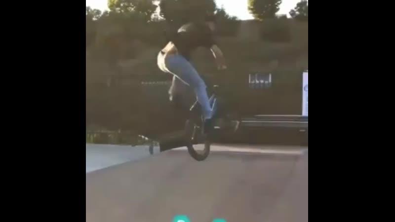 Jarren barboza BMX