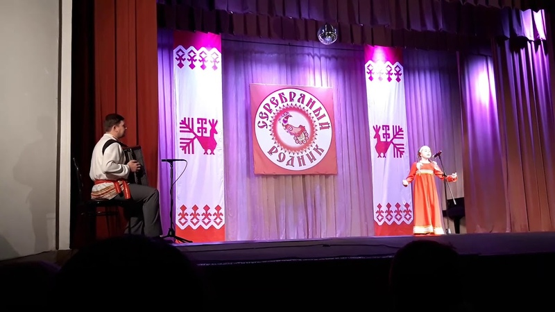 сказка Берестяная коробочка исполняет Анфиса Чумичева участница ансамбля народной песни Забава
