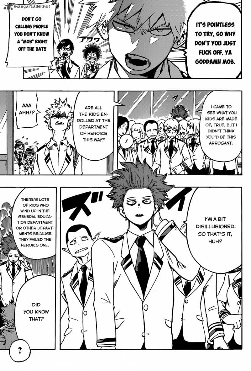 Boku No Hero Academia, Chapter 23, image #11