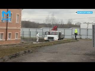 В общежитии для мигрантов в Ленобласти увеличилось число рабочих с коронавирусом