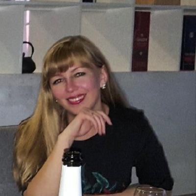Юлия Риковская(иванова)