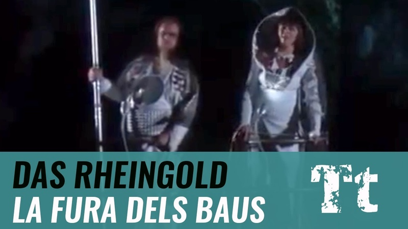 Richard Wagner Das Rheingold LA FURA DELS BAUS Zubin Mehta Valencia 2008