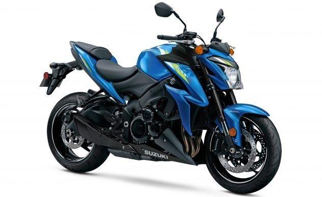 Мотоциклы Suzuki GSX-S1000 / GSX-S1000F 2020