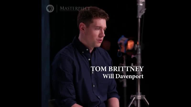 Том Бритни о работе в сериале Гранчестер