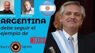 PERON regresa INVENCIBLE Argentina de PIE - Abel Reynoso - Dic-11-2019