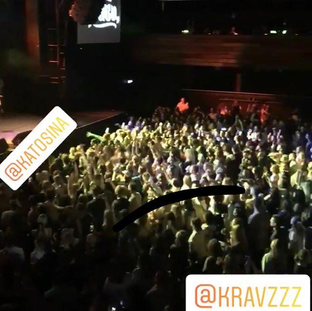 Паша Кравцов: Это было ПРОСТО .... слов нет ... до слез !!! МОСКВА 2019 ... самый сольный !!! Спасибо вам , Спасибо родные !!!! #главклуб #кучанароду