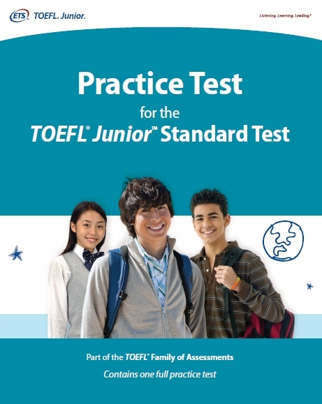practice test for the toefl junior standard test