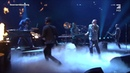 Linkin Park Performs 'Burn It Down' at TV total Autoball EM Germany 2012