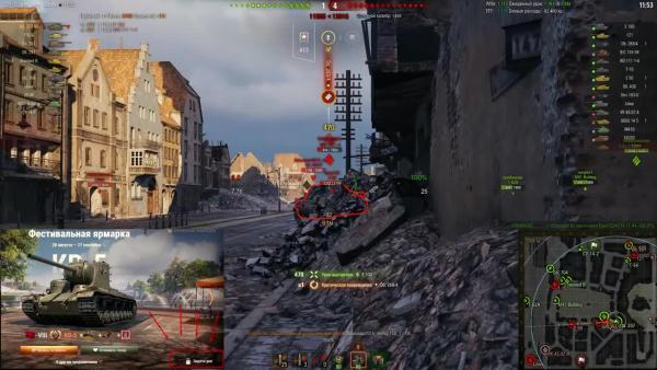 World of Tanks - Срочно в эфир новости патча 1.6.1.