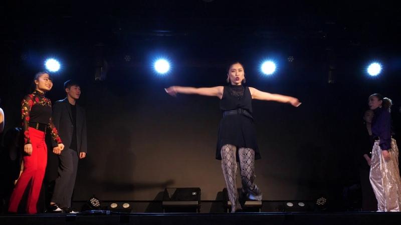 Kysh groovers vs AFRODITE ALL FOR WAACK vol 3 DANCE BATTLE