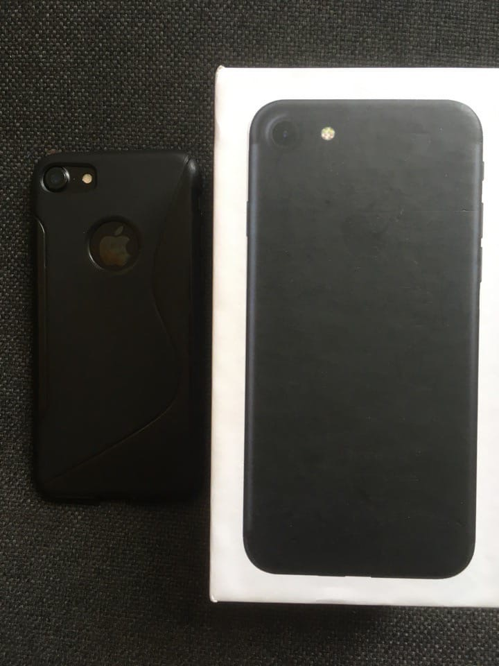 Купить недорого Iphone 7 Black на 32GB. | Объявления Орска и Новотроицка №5065