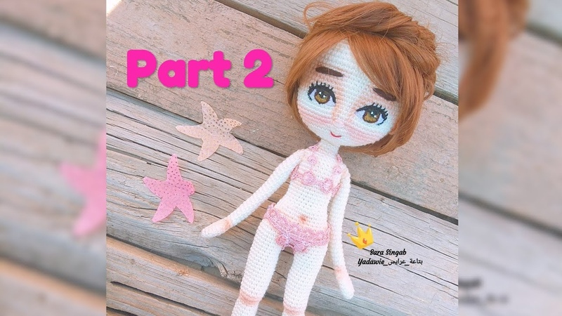 Кукла крючком 2 часть английские субтитры