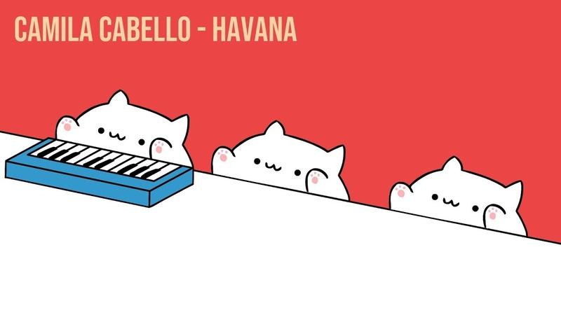 Bongo Cat Camila Cabello Havana