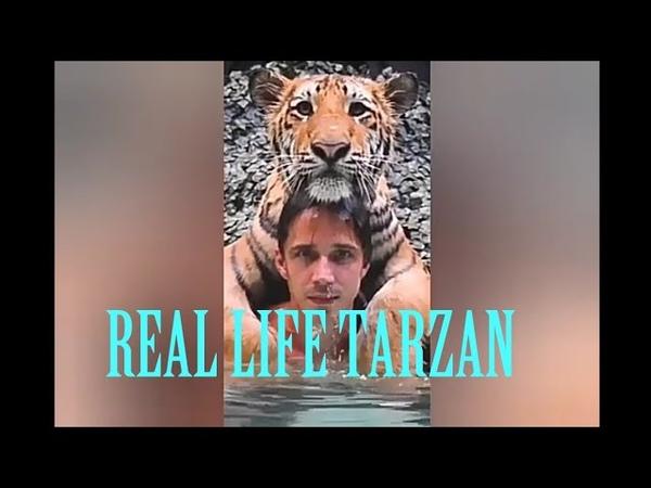 The Amazing REAL LIFE TARZAN| KODY ANTLE| TOP SEVEN
