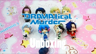 Dramatical Murder Figures Unboxing(For Decoden Cases)