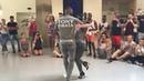 Tony Pirata Lydia Laprade dancing Kizomba at I Love Kizomba Festival 2018