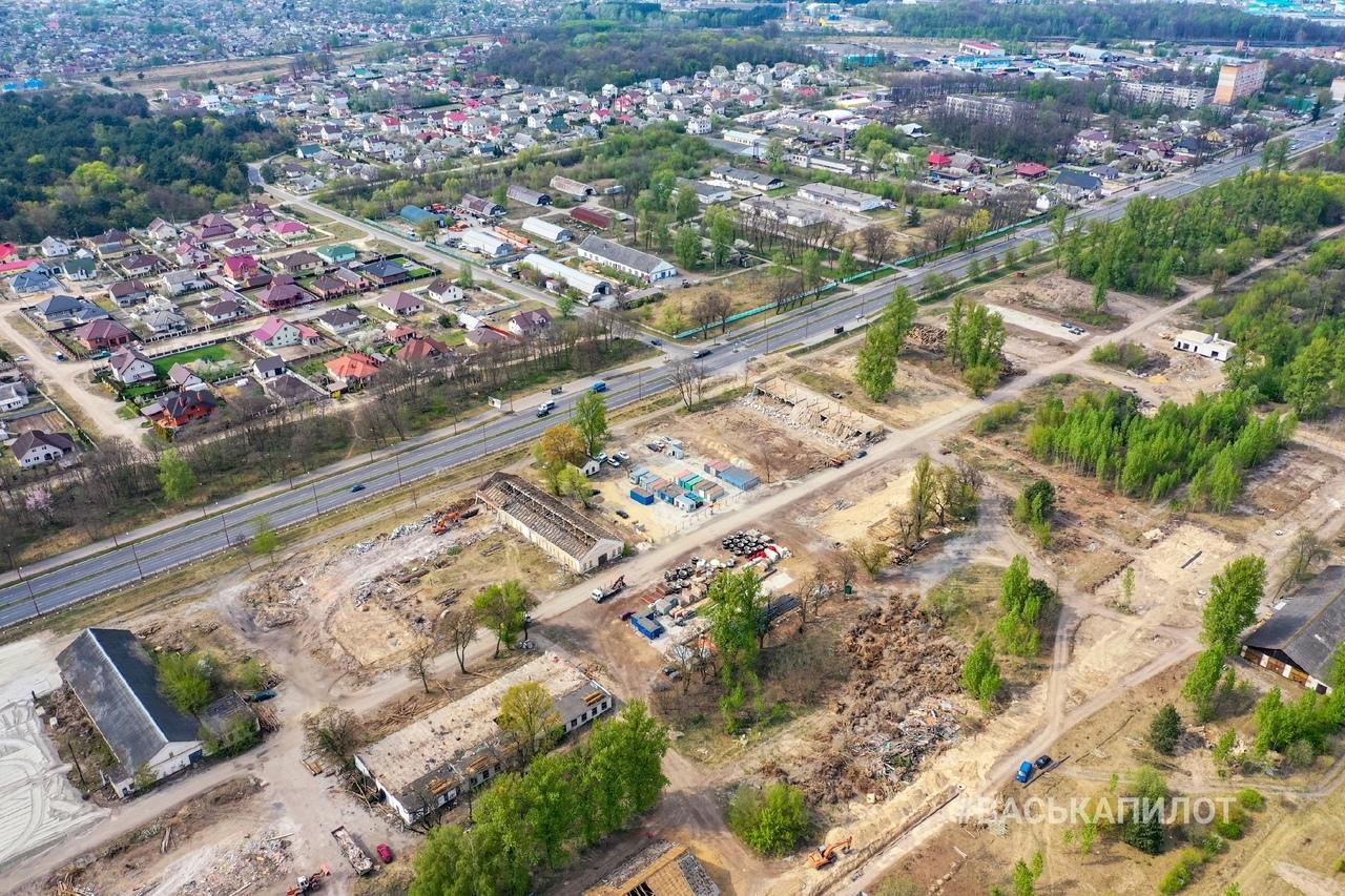 Показываем, где в Бресте началось строительство нового большого района города