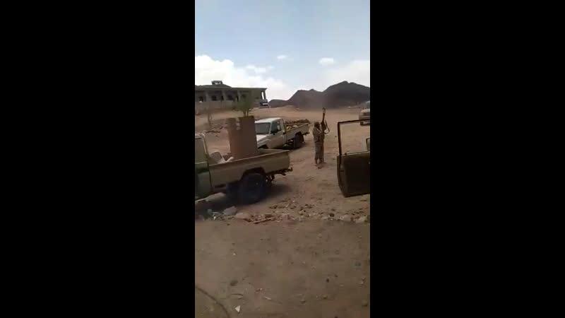 Хадисты в захваченном лагере мучеников в Шабве