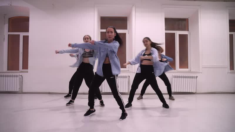 All The Way Up Fat Joe Remy Ma Choreo by Yana Vyatina