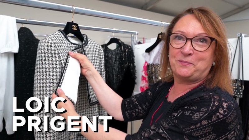 CHANEL THE HEAD SEAMSTRESSES WILL BLOW YOUR MIND My favorite video by Loic Prigent