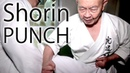 Minoru Higa's practice 1 PUNCH 比嘉稔先生 小林流究道館|初心者向け沖縄伝統空手