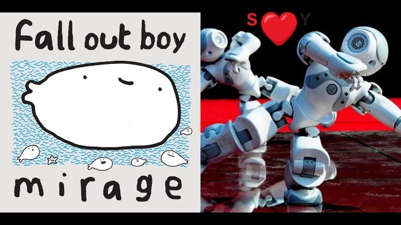 Fall Out Boy vs ? - Uma Thurman's ? (Teaser 2)
