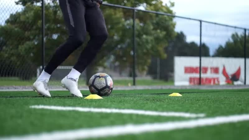5 Drills To Improve Ball Control _ Advanced Ball Mastery Exercises For Footballe1