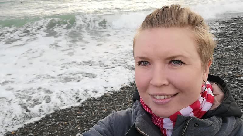 Чёрное море Сочи Адлер Имеретинская низменность 25.02.2020
