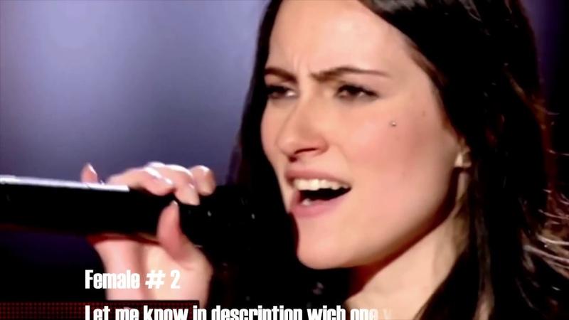 Top 5 Female scream audition PLEASE VOTE