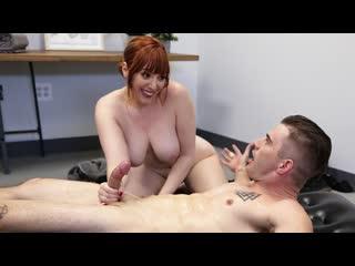 Lauren Phillips - Parlor Tricks: Sneaky Step-Mom (MILF, Oil, Big Tits, Body Massage, Blowjob, Deepthroat, Cum On Tits, Massage)