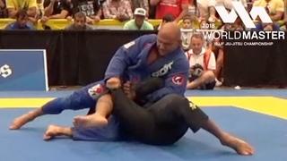 "Roberto ""Cyborg"" Abreu VS Diego  Santana / World Master 2018"