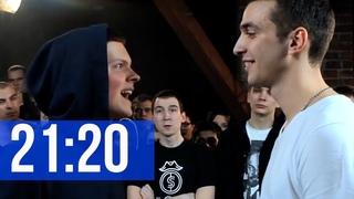 РЕТРОСПЕКТИВА #10 - #SLOVOSPB СЕЗОН 2 - 1/4: ABBALBISK vs RASSEL