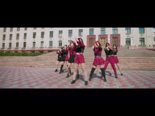 Clc - 'black dress' dance cover by overdose