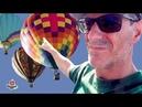 Полёт на воздушном шаре, Небесная Ярмарка 2019 в Кунгуре